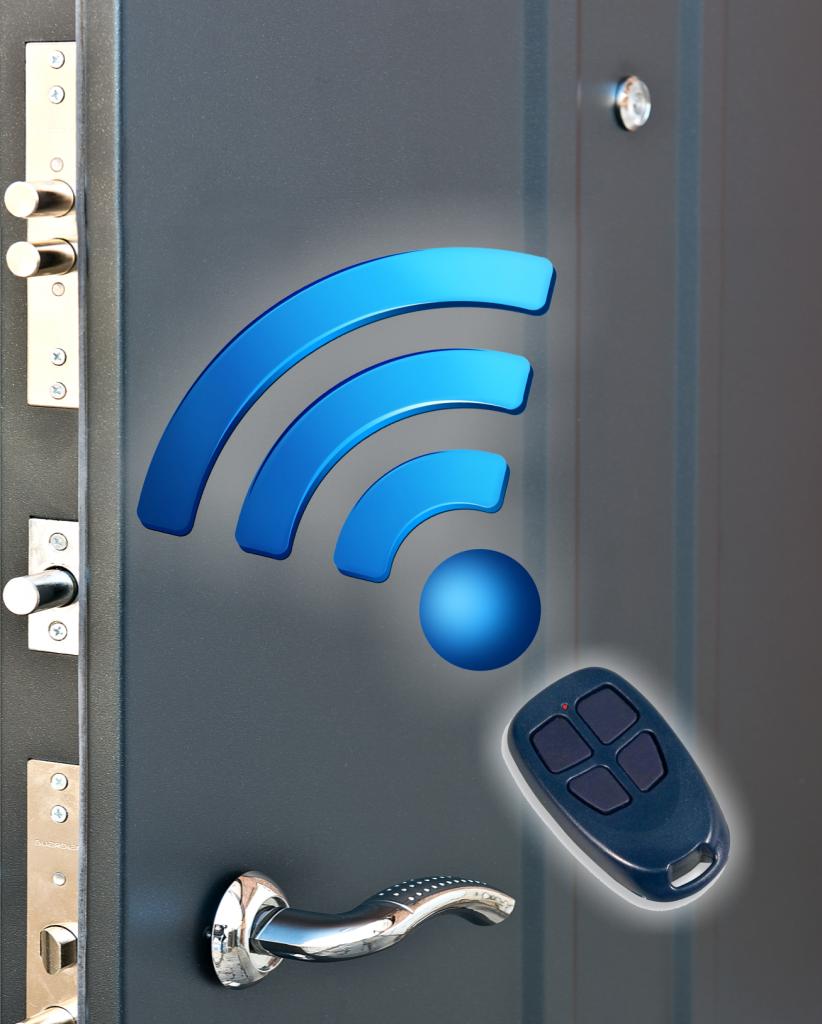 Электромагнитные замки на входные двери